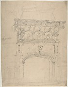 Medieval Chimneypiece Design