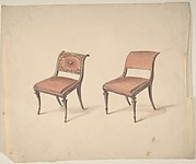 Design for Two Chairs