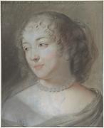 Portrait of Mme Sévigné
