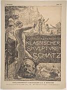Cover design for 'Klassischer Skulpurenschatz'