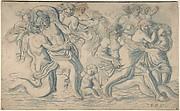 Tritons Carrying Off Nereids