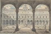 Cloister of the Certosa di San Martino, Naples