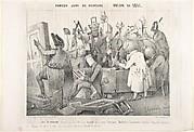 Fameux Jury de Peinture. Salon de 1841