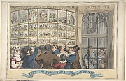 Honi. Soi. Qui. Mal. Y. Pense: The Caricature Shop of G. Humphrey, 27 St. James's Street, London