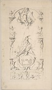 Study for an Ornamental Panel