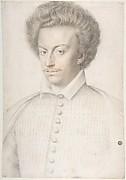 Portrait of a Man (Louis de Lorraine?, 1555-1588)