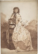 Seated Woman, Seen from Behind