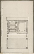 Design for a Chest of Drawers
