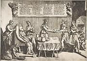 Venerable Idleness, Queen of Cockaigne (La Venerabile Poltroneria Regina di Cucagna)