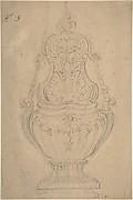 Design for an Incense Bottle