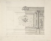 Design for a Wall Decoration