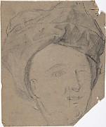 Sketch of Man in Turban