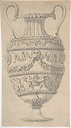 Drawing of an Urn
