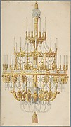 Design for Chandelier