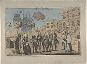 The Repeal, or the Funeral of Miss Ame-Stamp
