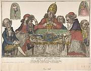The Last Papal Assembly (La dernière assemblée papale)
