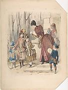 Fashion illustration, no. 2224