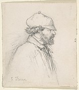 Portrait of E. Triere