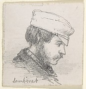 Portrait of Lambinet