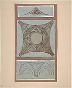 Designs for Decoration of Vaults