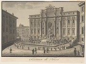 The Trevi Fountain, Rome