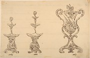 Designs for Two Servers and an Urn