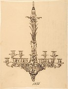 Designs for a Chandelier