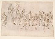 Horsemen and Soldiers
