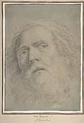 Head of a Bearded Man.