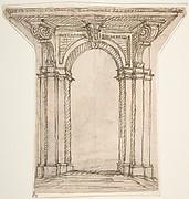 Design for an Entrance Portal
