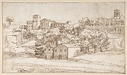 Landscape Study: Surburbs of Rome