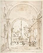 architectural capriccio  grand