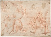 Putti and a Young Satyr at Play