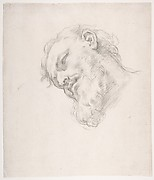 Study for a Head of a Man