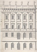 Design for a Palace Facade