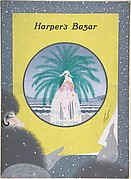 """Harper's Bazar"": Cover Design for Harper's Bazar"