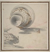 Design of a Perspective projection for an Urn