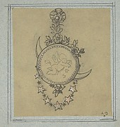 Drawing from a Group of Designs for Silver and Jewelry by Various Artists