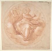 Saint Mathew and the Angel