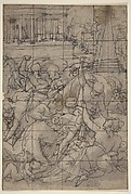 Study for a Massacre of the Innocents