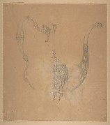 Design for an ewer from the Workshop of Froment-Meurice