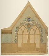 Design for an Altar Chapel, Farnborough, England