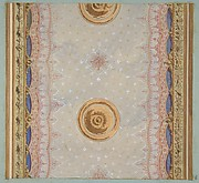A design for the painted decoration of a ceiling or walls