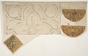 Four decorative motifs