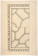 Two designs for a ceiling