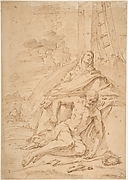 The Virgin Lamenting over the Dead Christ
