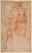 Study for the Figure of Aeolus