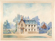 View of a Country House