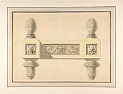Design for Andirons
