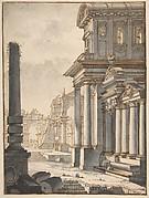 Facade and Ruins